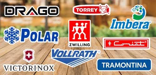 Ampliamos el catálogo con marcas de equipos y accesorios líderes.